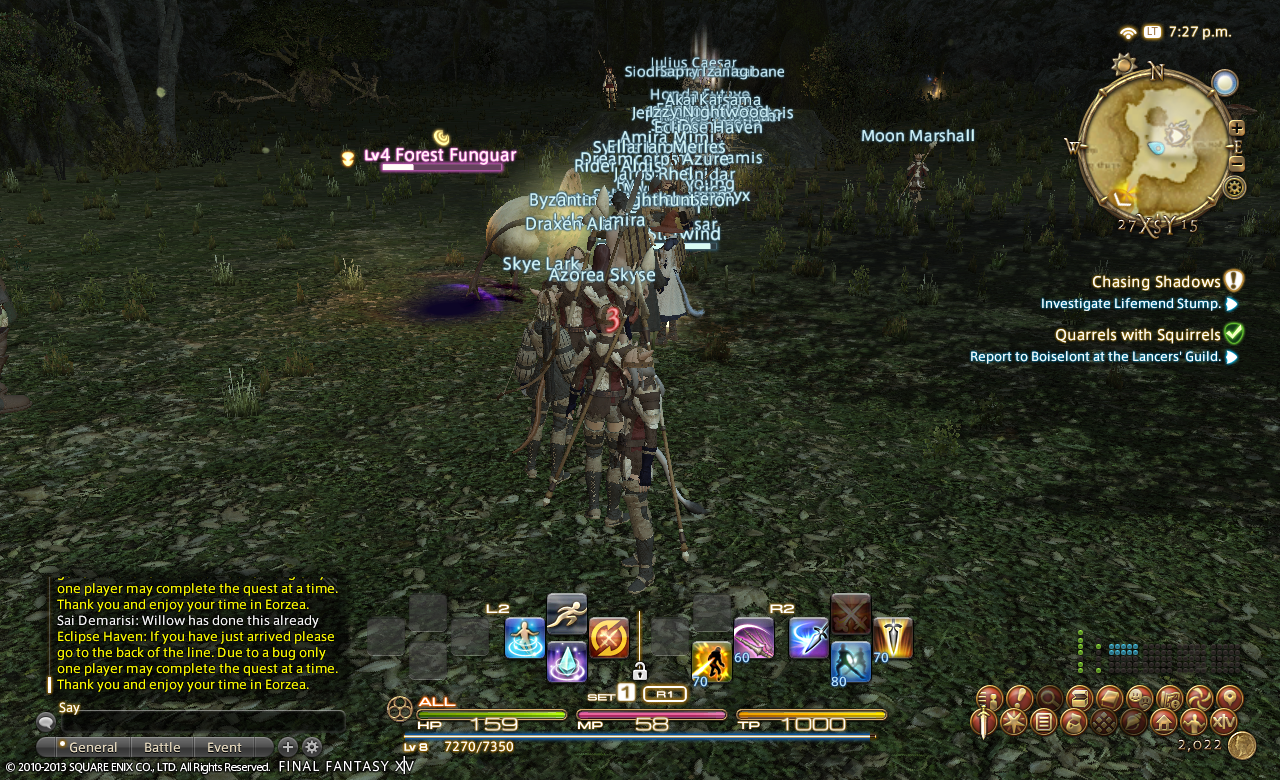 Ffxiv how to get to matoyas cave