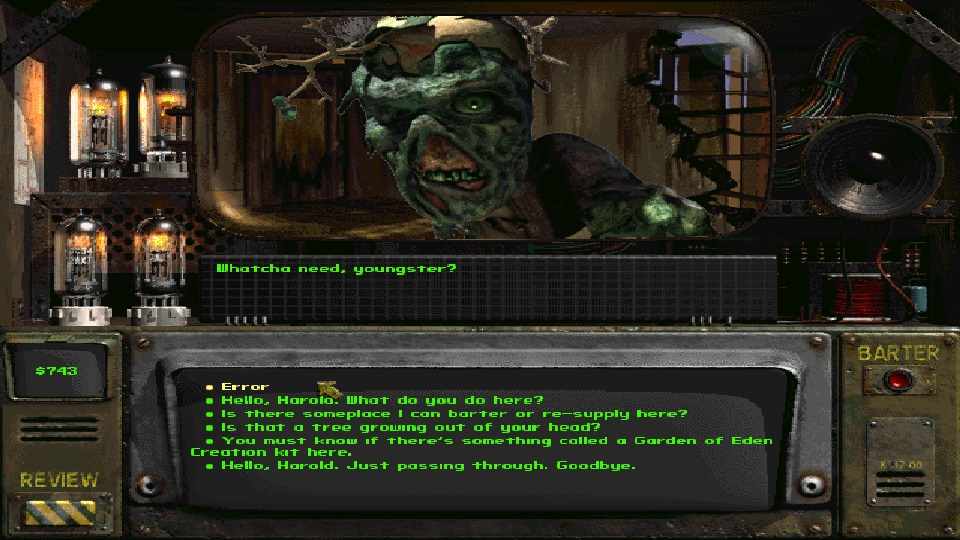 Fallout 2 restoration project installation guide