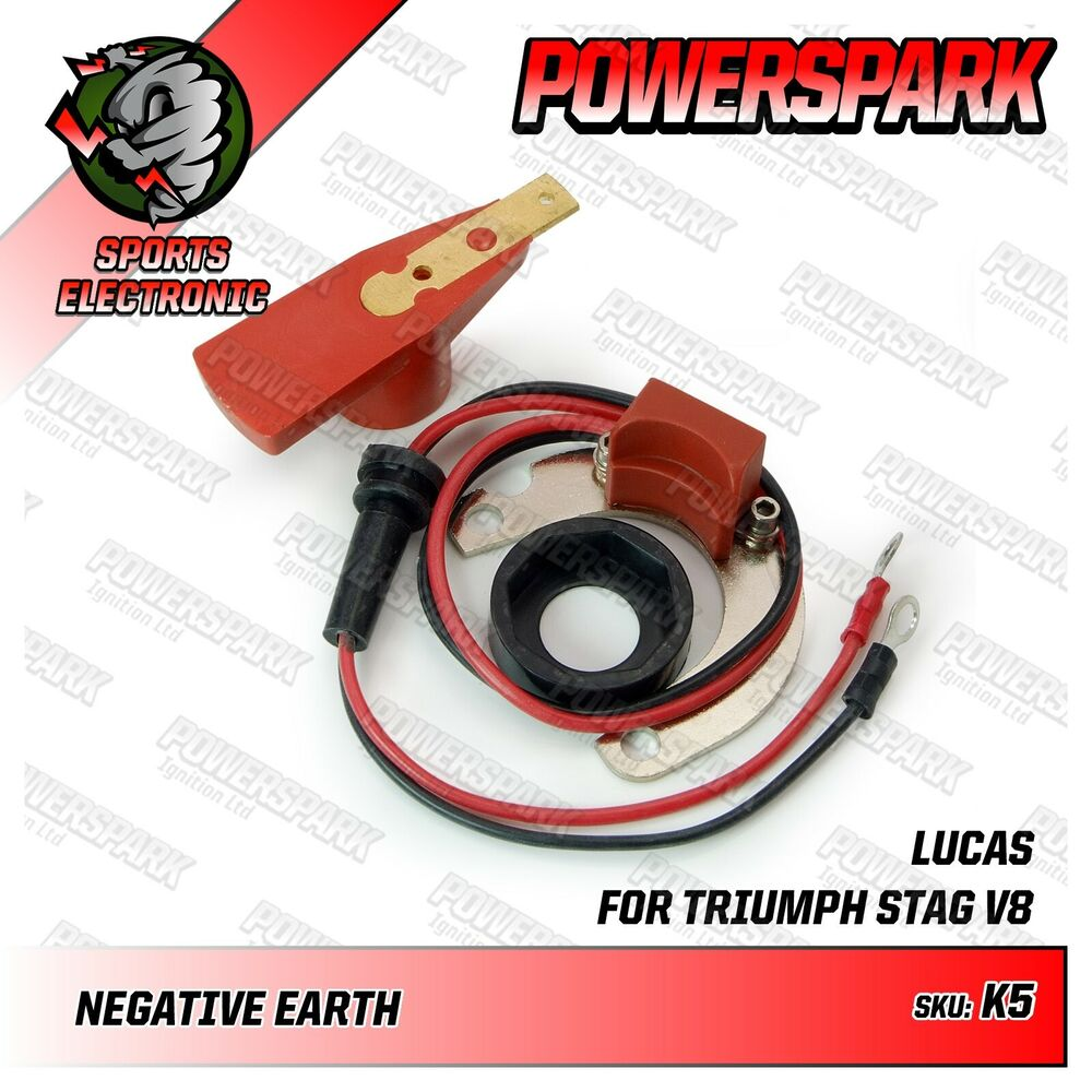 powerspark electronic ignition fitting instructions