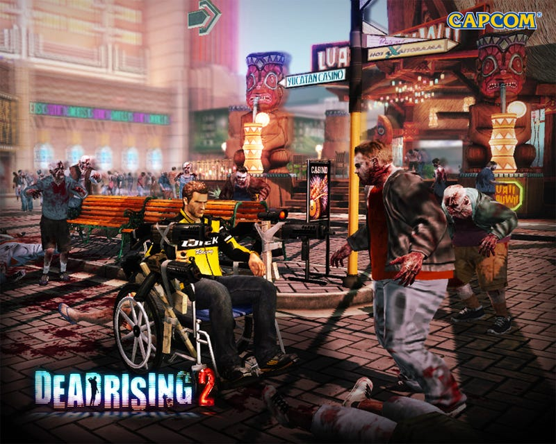 Dead rising how to tell survivors to go