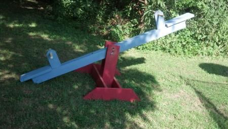 Youtube how to build a teeter totter