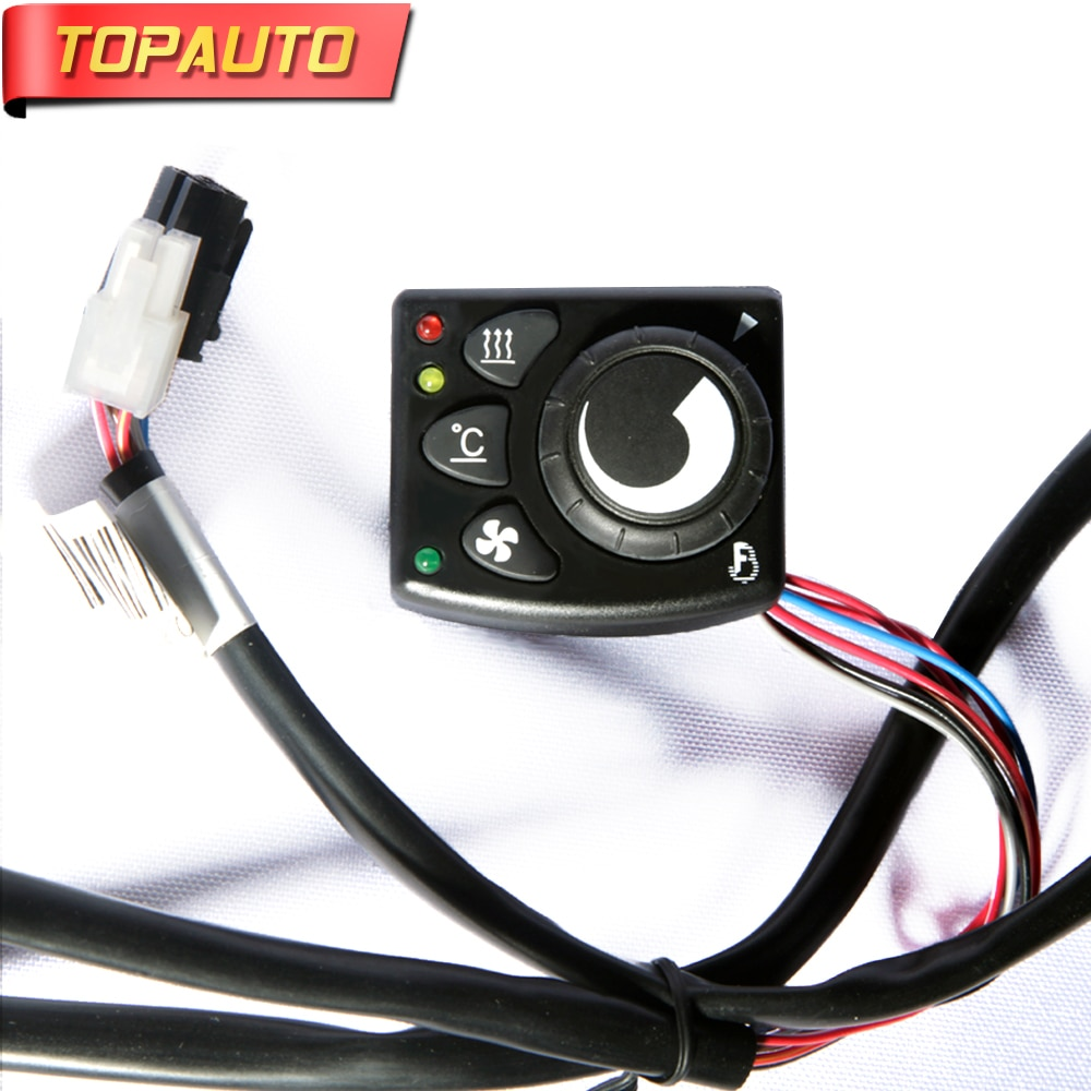 diesel heater electrical controller instructions