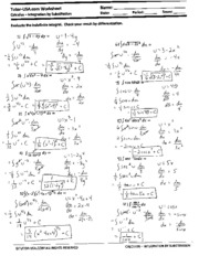 Definite integral problems and solutions pdf