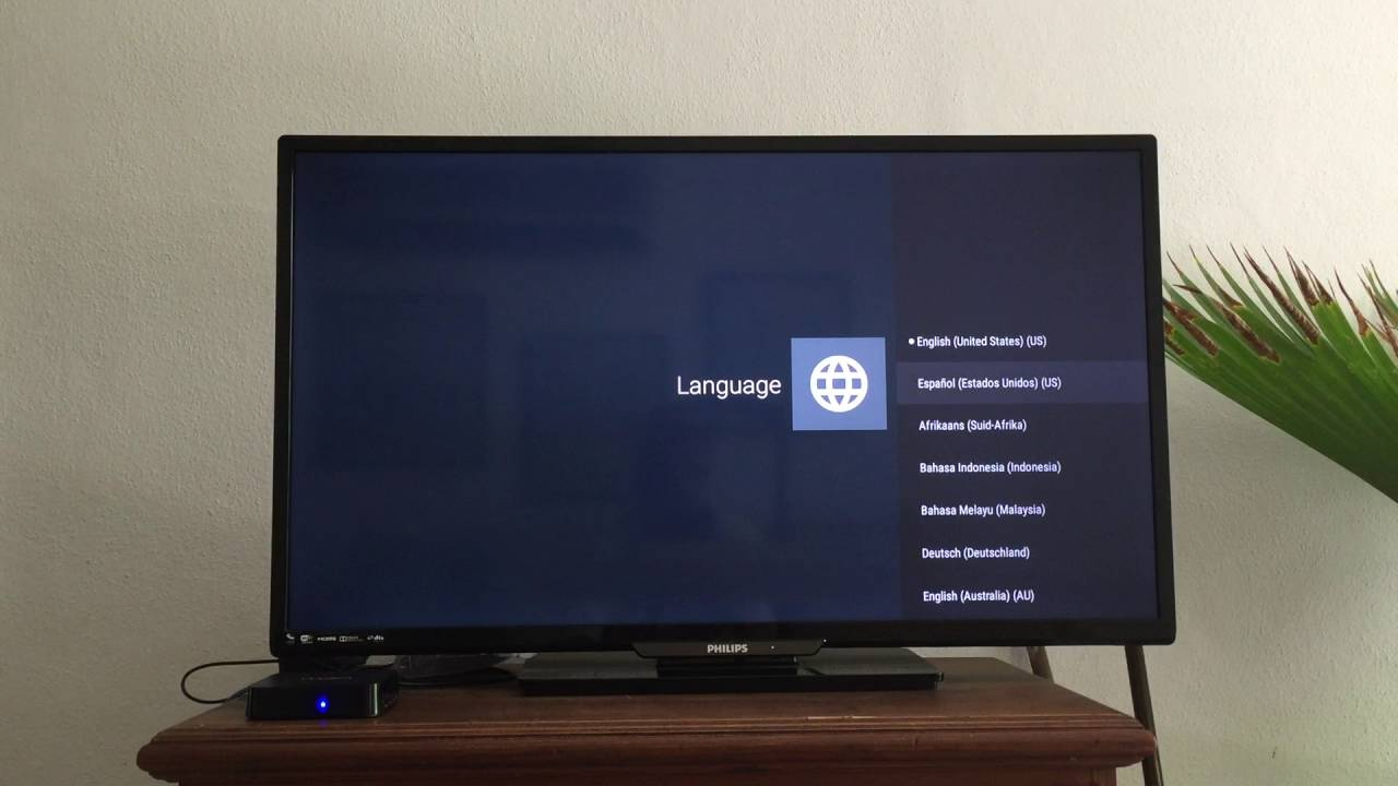 Youtube android tv how to change keyboard language