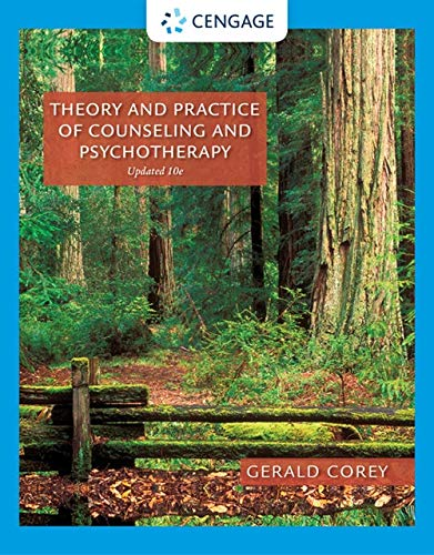 Counseling and psychotherapy gerald corey pdf