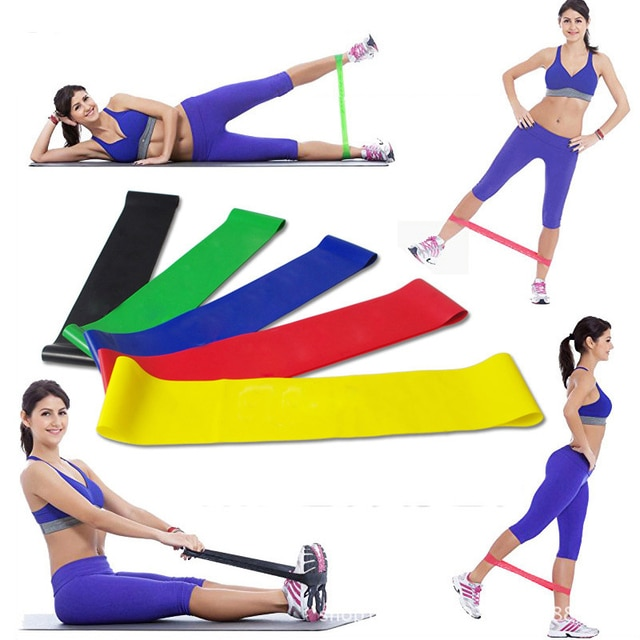 perfect fitness resistance bands instructions