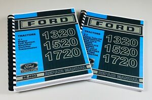 Ford 1720 tractor manual free