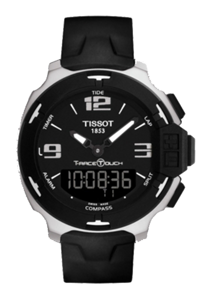 tissot t race touch manual