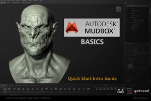 Gumroad mudbox basics quick start intro guide by chung kan