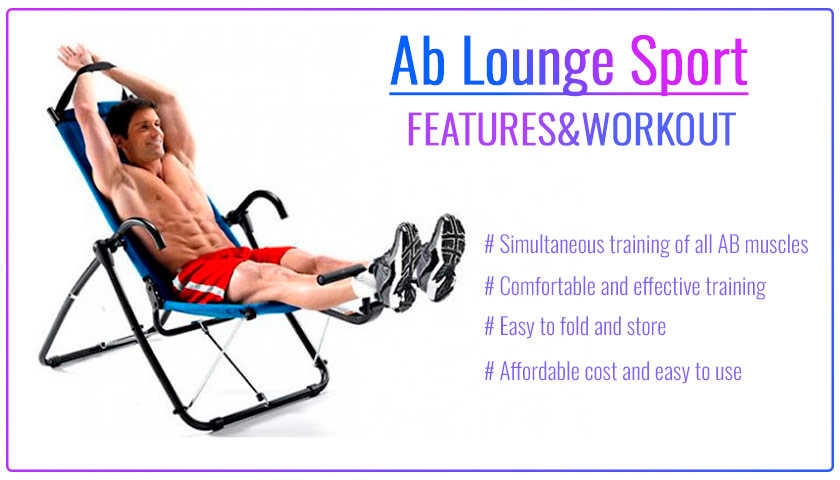 ab lounge sport assembly manual