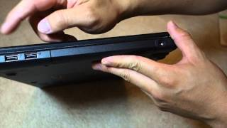 Aspire e15 cd drive how to open