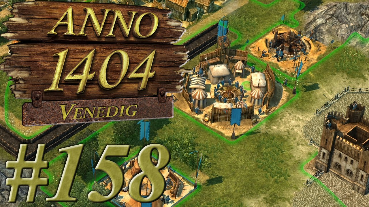 Anno 1404 how to play