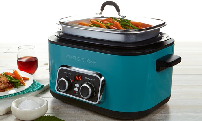 curtis stone multi cooker instructions