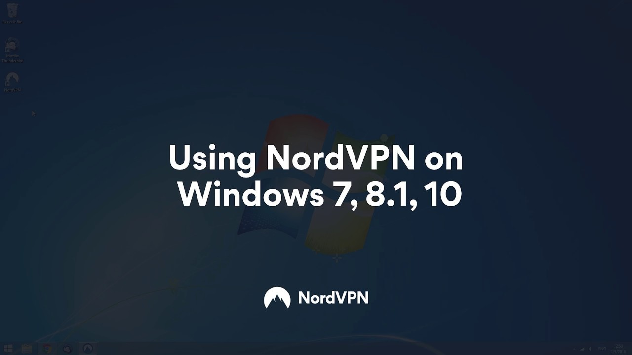 Nordvpn how to set up